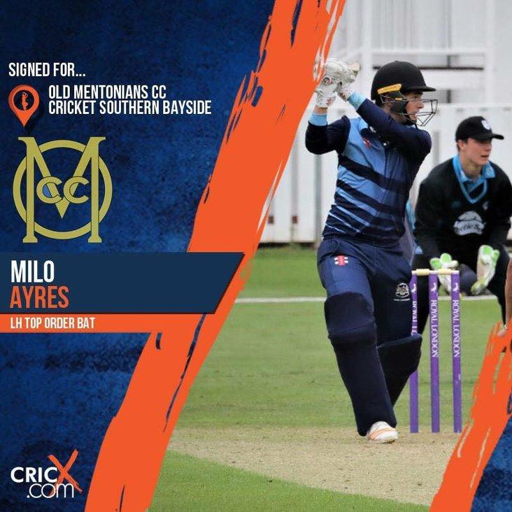 Milo&#039;s off to Oz!<