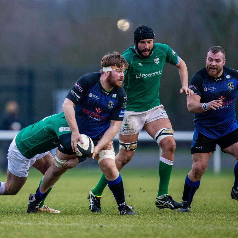 Dings Move Up The Table Despite Narrow Defeat
