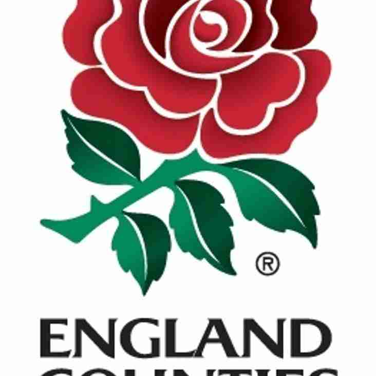Video of both England Counties U20 games