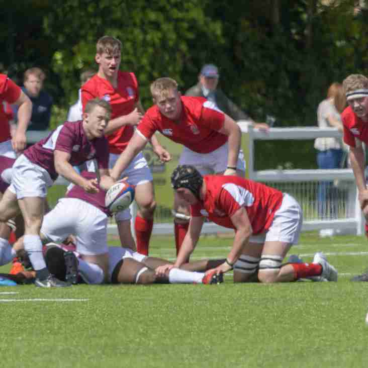 North U20 - Last round of County Group games
