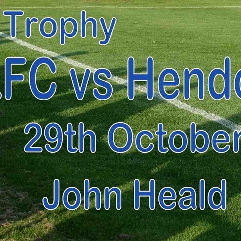 LFC vs Hendon  FA Trophy  29th Oct 2016   John Heald