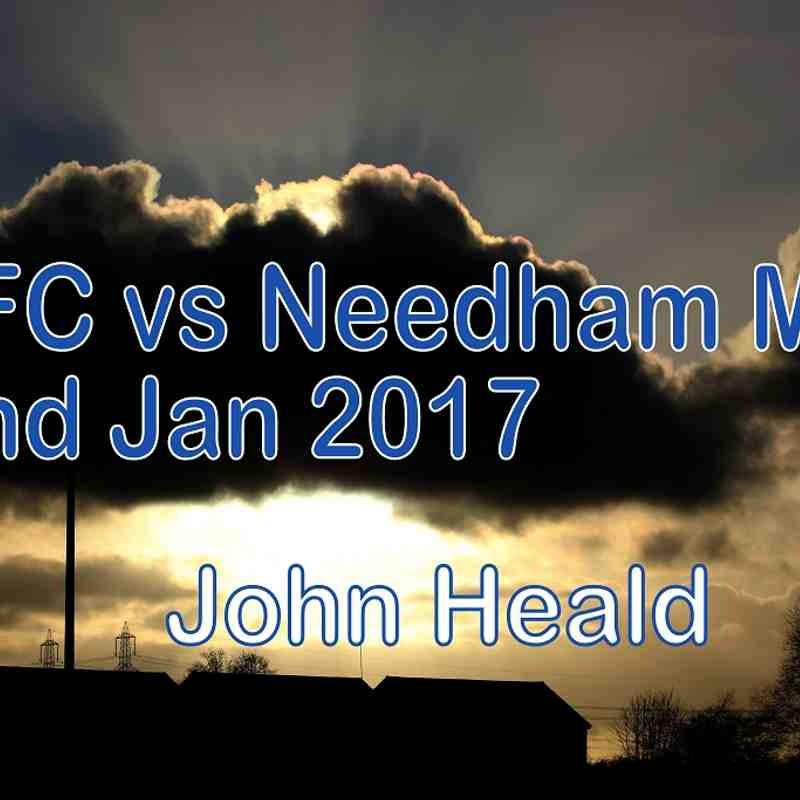 LFC vs Needham Mkt  Jan 2017  John Heald