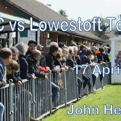 LFC vs Lowestoft Town  17 April '17  John Heald