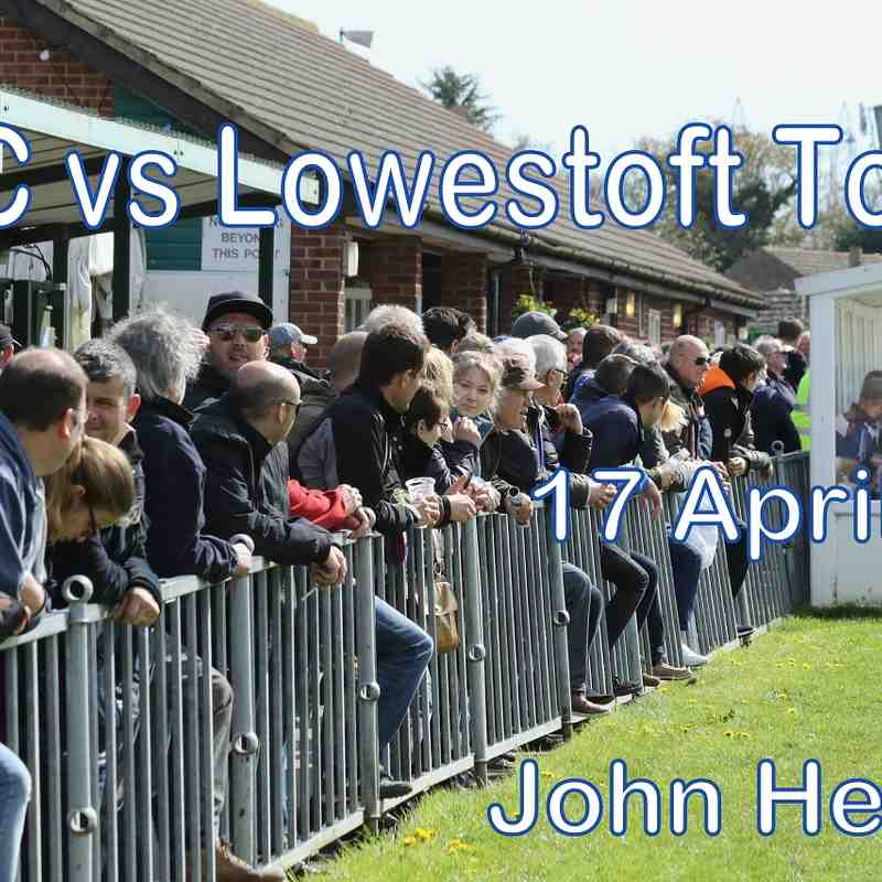 LFC vs Lowestoft Town  17 April '17  John Heald