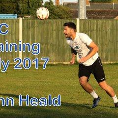 LFC Training July 2017  John Heald