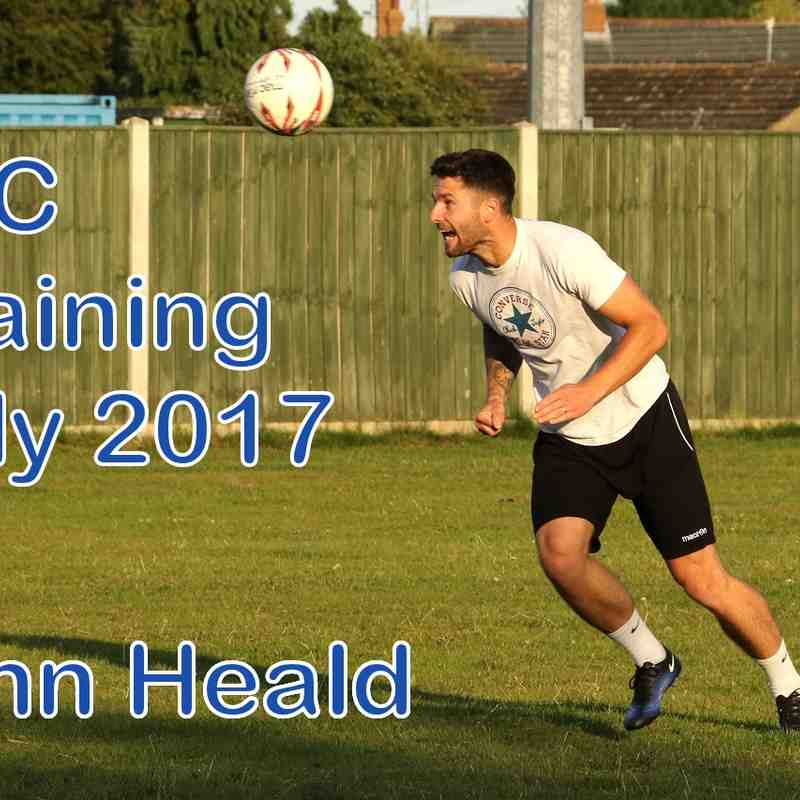 LFC Training July 2017  John Heald