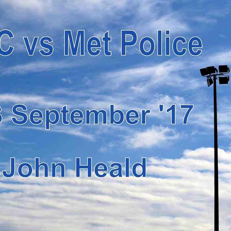 LFC vs Met Police  23rd Sept '17  John Heald