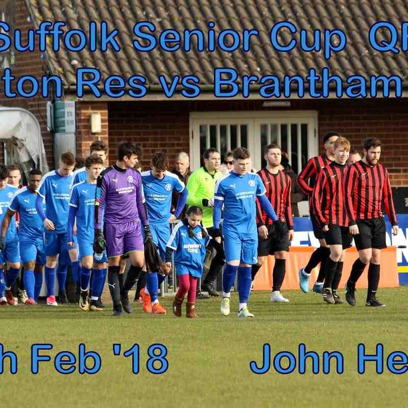 Leiston Res vs Brantham Ath. Res   24th Feb '18    John Heald