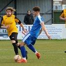 Leiston Reserves 2-1 Ipswich Wanderers - Match Report