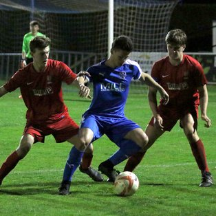 Leiston Reserves 3-0 Debenham LC - Match Report