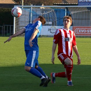 Leiston 2-3 Lakenheath - Match Report