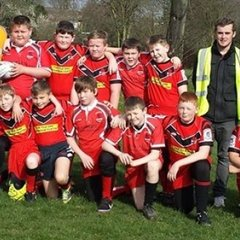 eastmoor dragons u12's