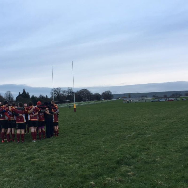 Christmas comes early for Plumpton as they run riot against St Francis