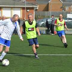 Walking Football comes to Chalgrove