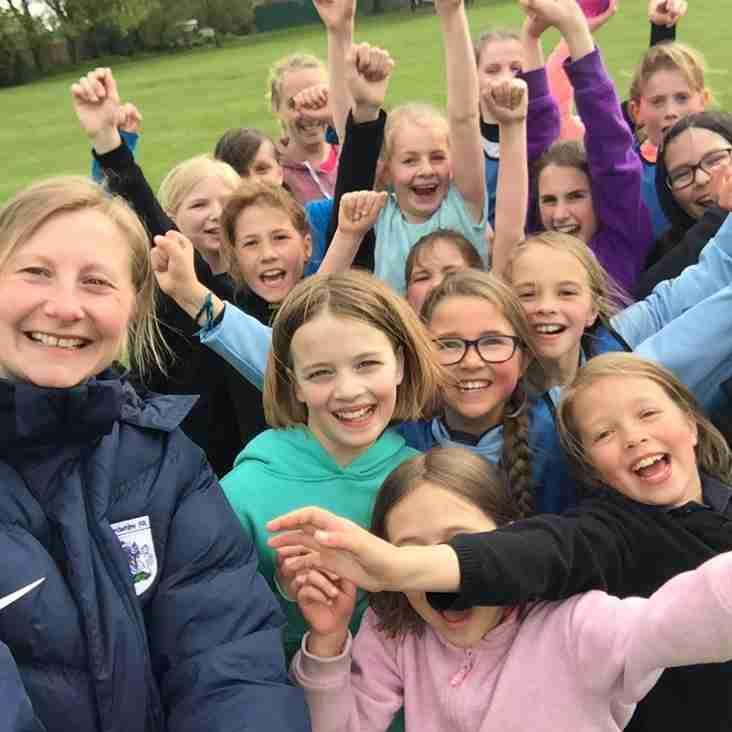 Chalgrove Girls' Football