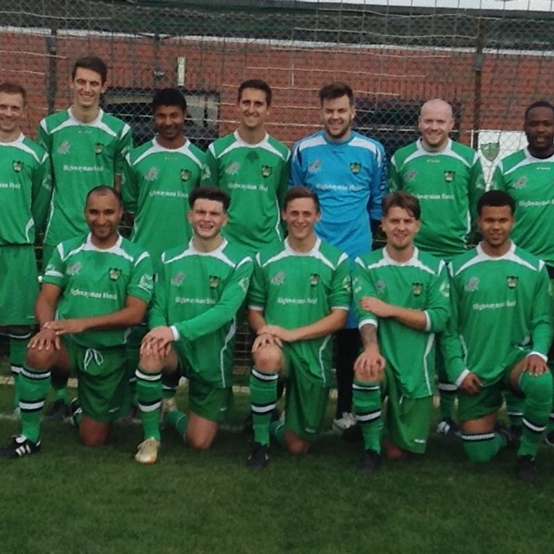 Reserves beat Fairford Town Res' 2 - 3