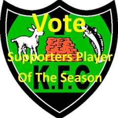 Vote For KFC Supporters Player Of The Season