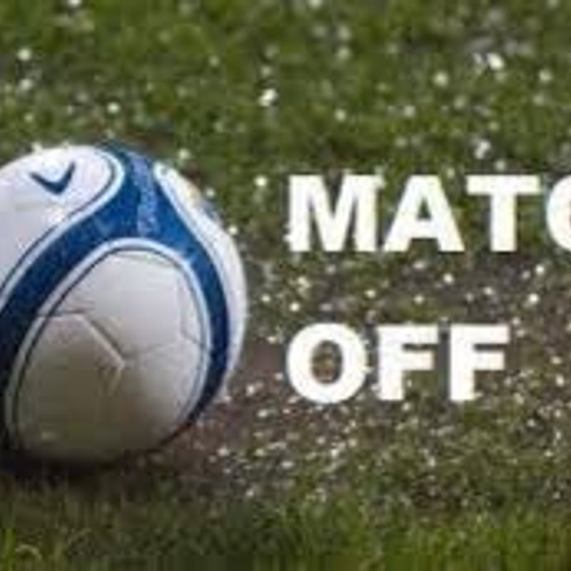 Adderbury match postponed
