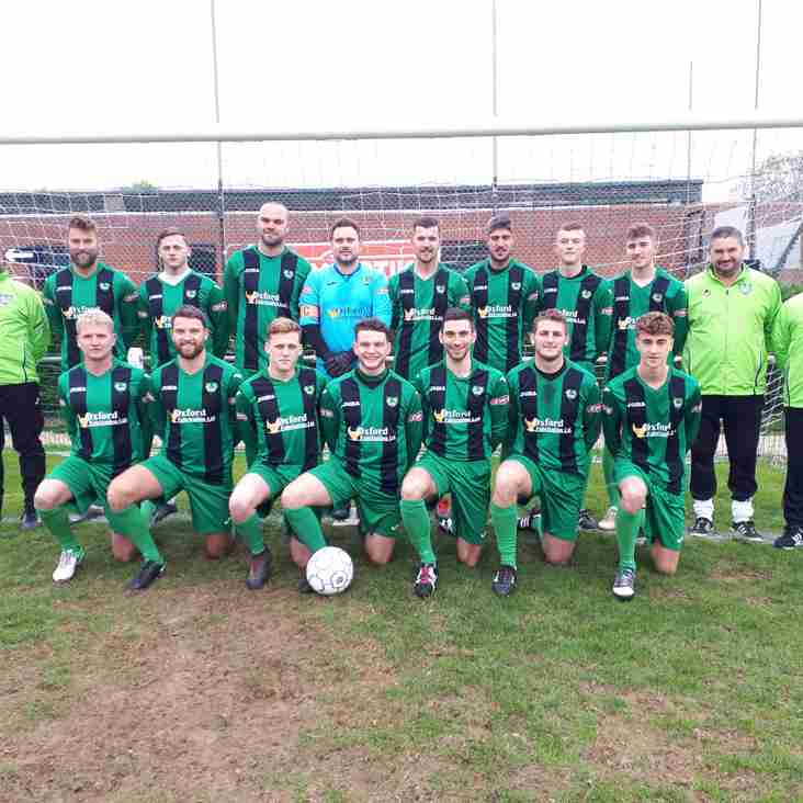 Kidlington's development team put in their best performance of the season on Saturday.
