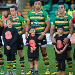 DK Under 8 stars at Franklin Gardens