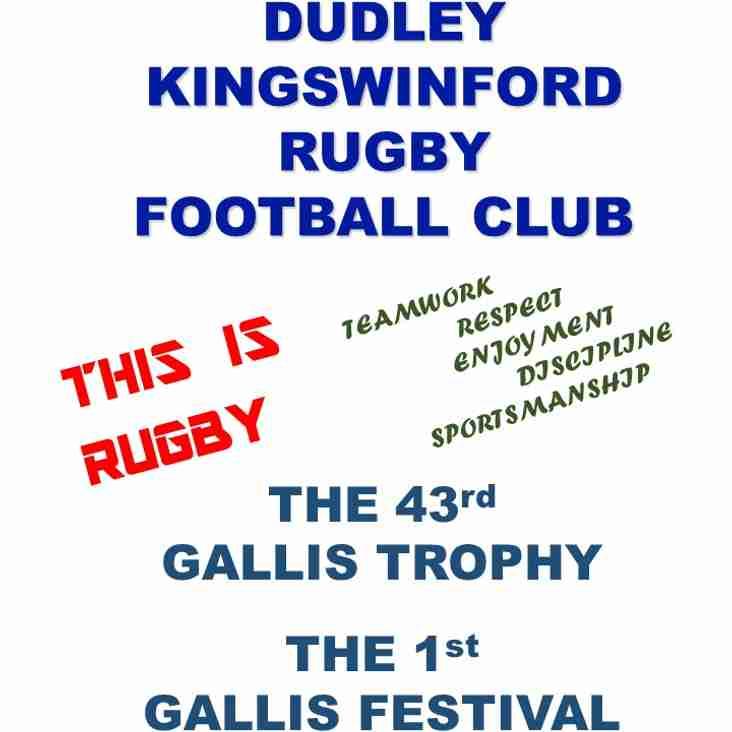 The 43rd Gallis Under 11 Trophy, a resounding success!