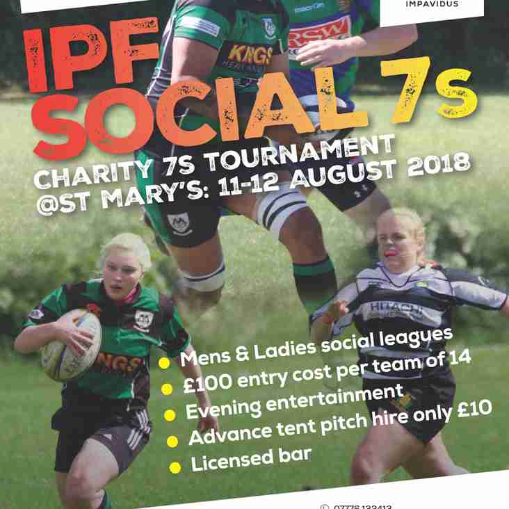 IPF Social 7s event at SMOB