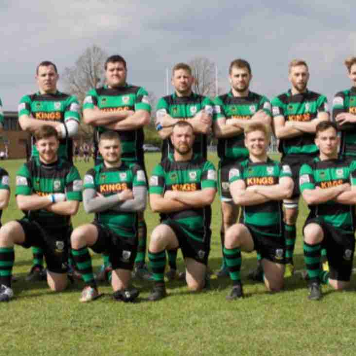 Senior men are recruiting for 2019/20 season