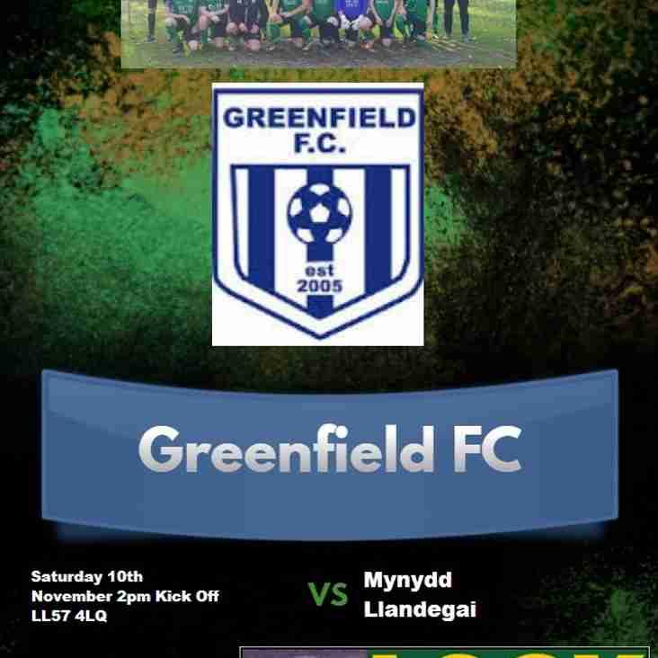Greenfield V Mynydd Llandegai