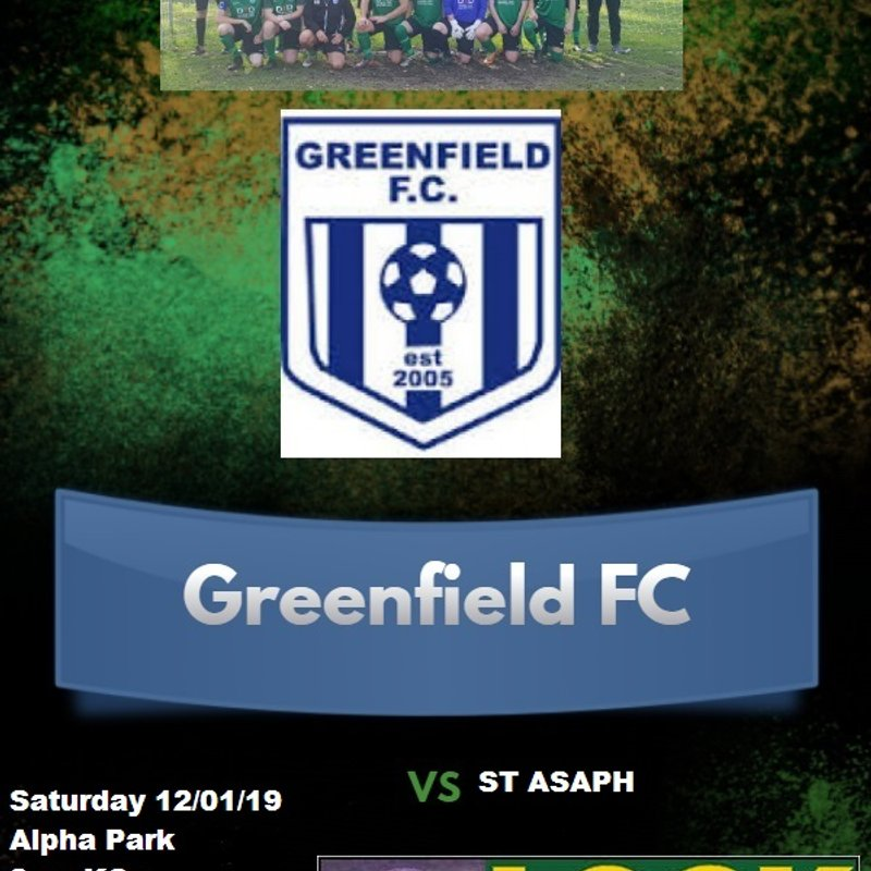 Greenfield V St Asaph