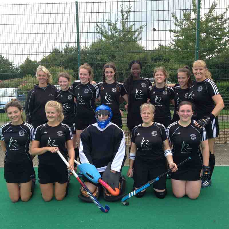 Buckingham Ladies 3's 2014