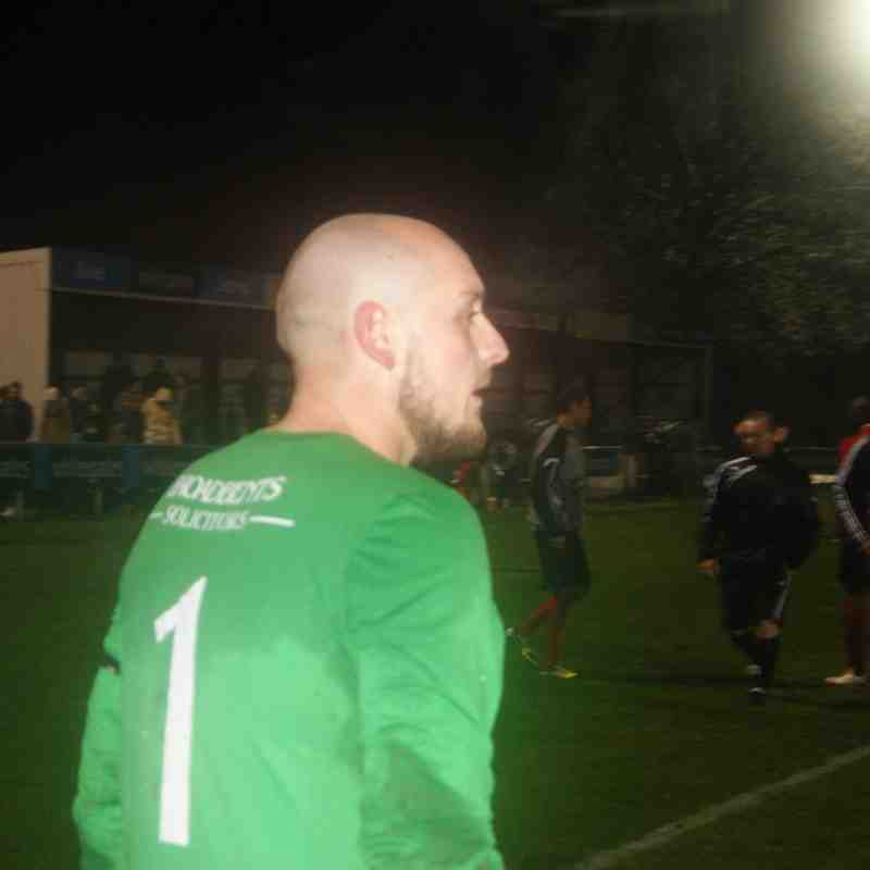 Heanor Town 2 Borrowash Victoria 2 aet ( Jones (pen), Debrouwer  ) Lions win on penalties