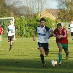 Coventry Utd 2 Heanor Town 1 ( J Naylor )