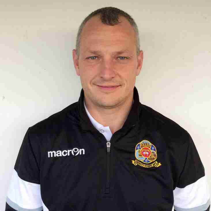 Lee Ashforth appointed as First Team Manager