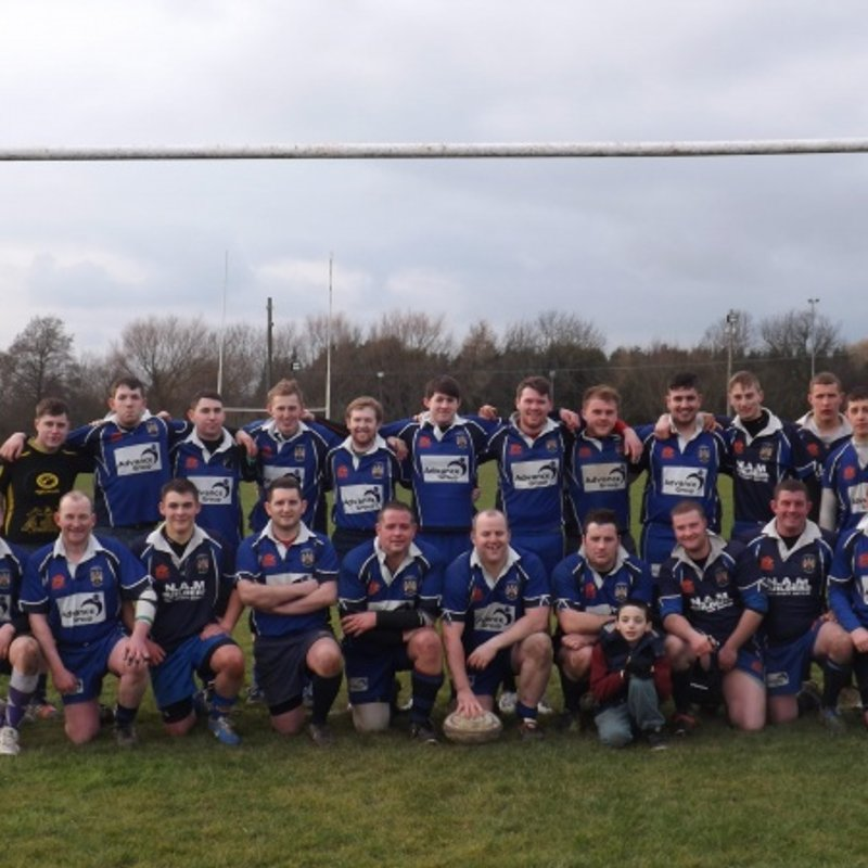 2nd XV beat Rotherham Phoenix 2nd XV 50 - 27