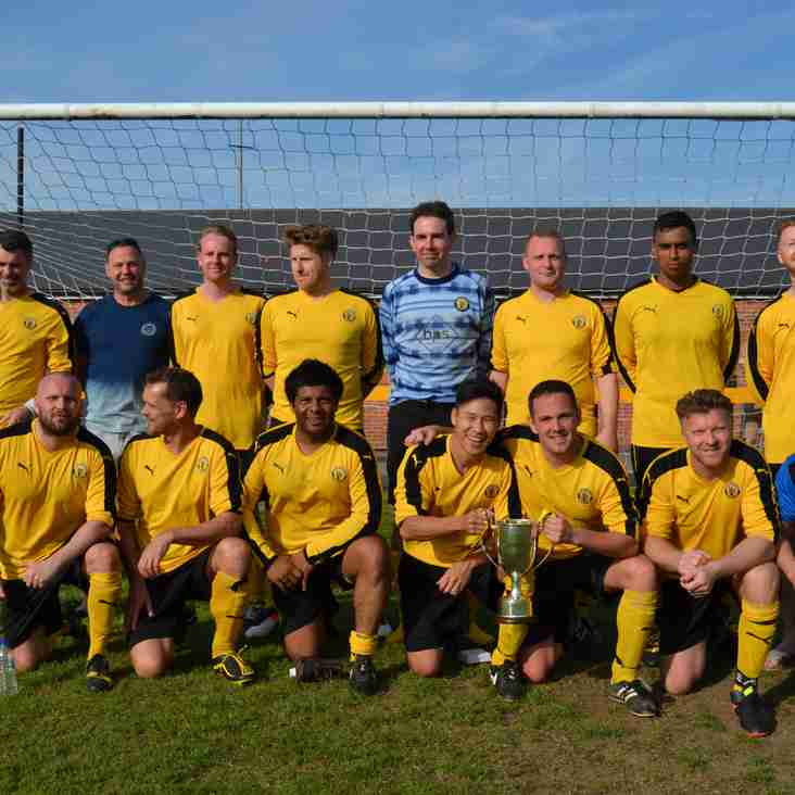 Division 3 Cup Final