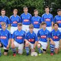 Sunday 9th October  Diss U16 at Brentwood Golden Boot Festival
