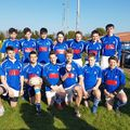 Diss U16s at Ipswich Road to Rio 7s Saturday 30th April