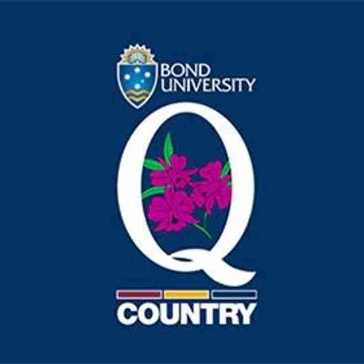 Queensland Country win in Townsville
