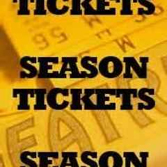 Double header and season tickets