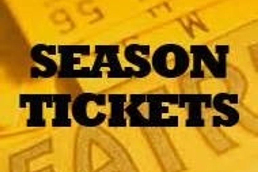 It's season ticket time!