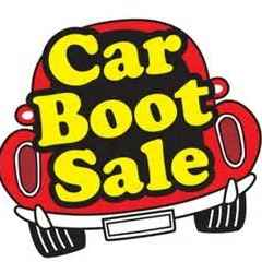 Football club car boot sale on Sunday
