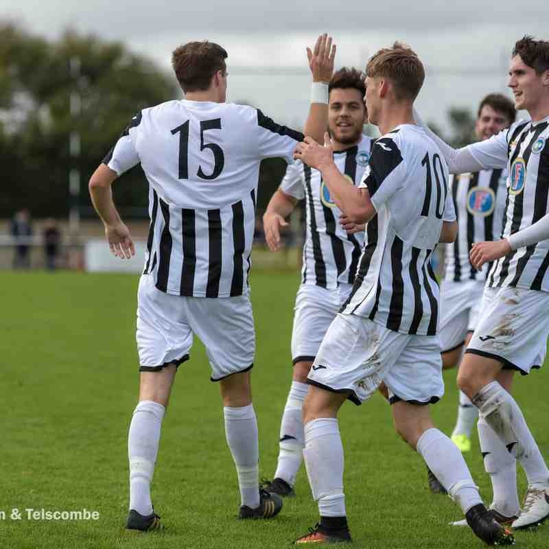 Peacehaven v Eastbourne Town Sept 30 2017