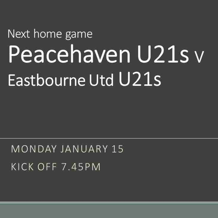 Under 21s at home tonight