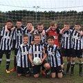 Peacehaven U12s champions