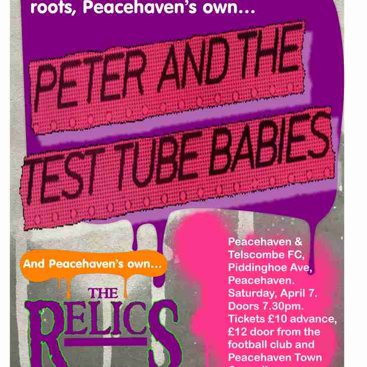 Tubes tickets nearly sold out…just 15 left