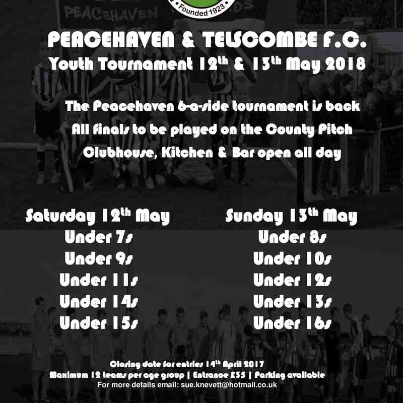 Youth Tournament 2018