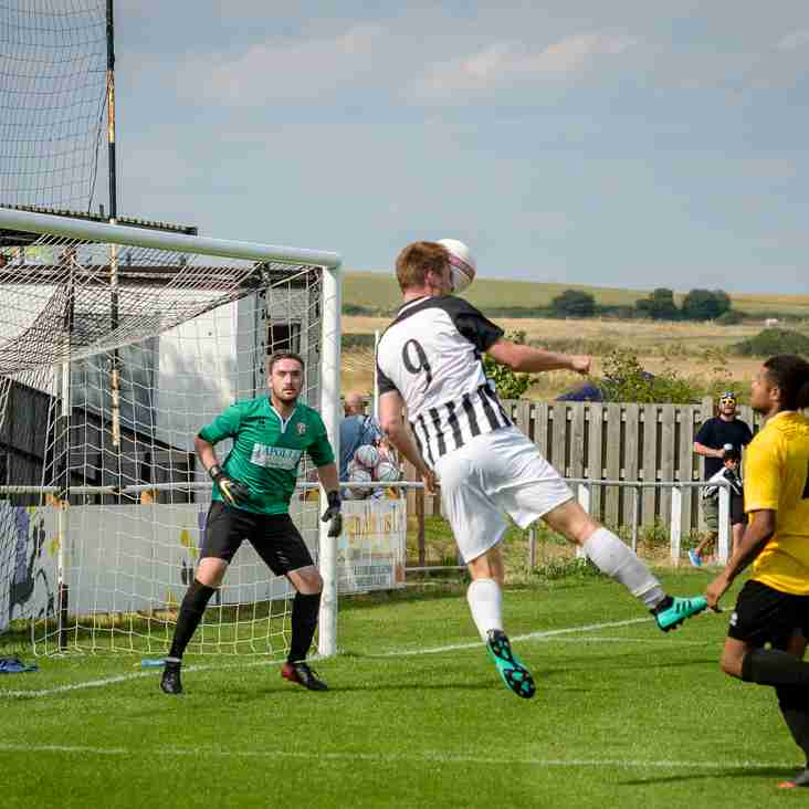 Richmond double secures all three points