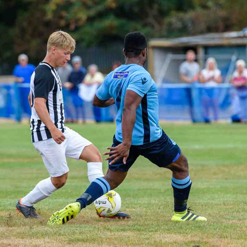 Spelthorne v Peacehaven August 11 2018