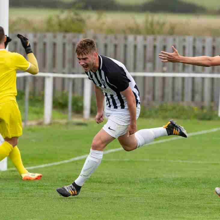 Pictures from Saturday, Under 23s lose opener and Haven away this evening