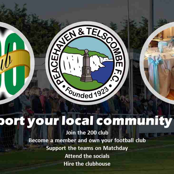 The clock is ticking...please take two minutes and help your football club raise £5,000